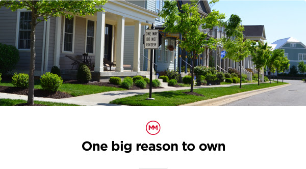 Why buying may be more affordable than renting