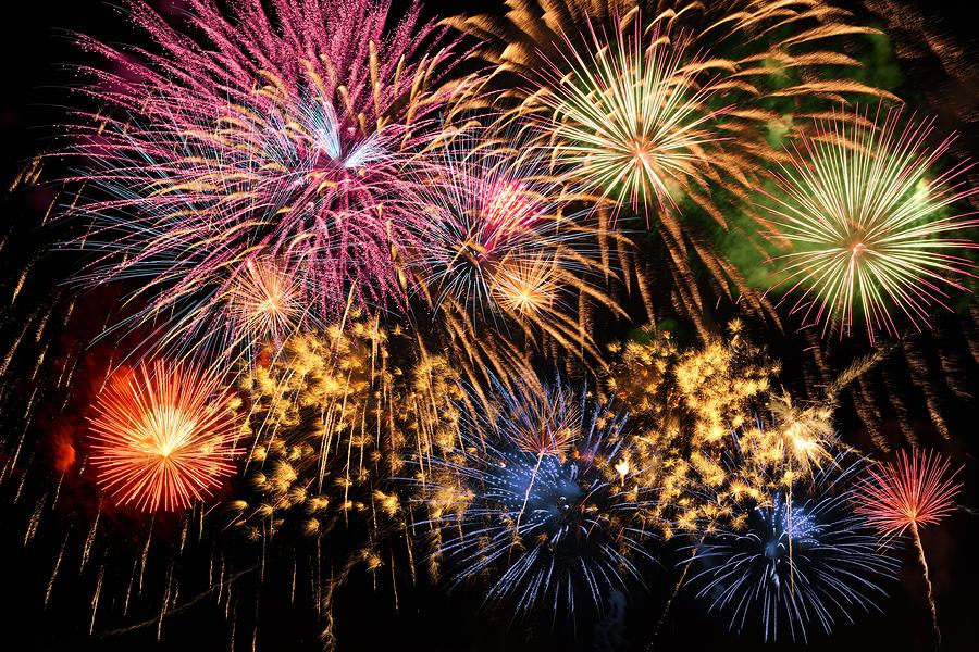 Southwest Riverside County Fireworks Schedule 2018